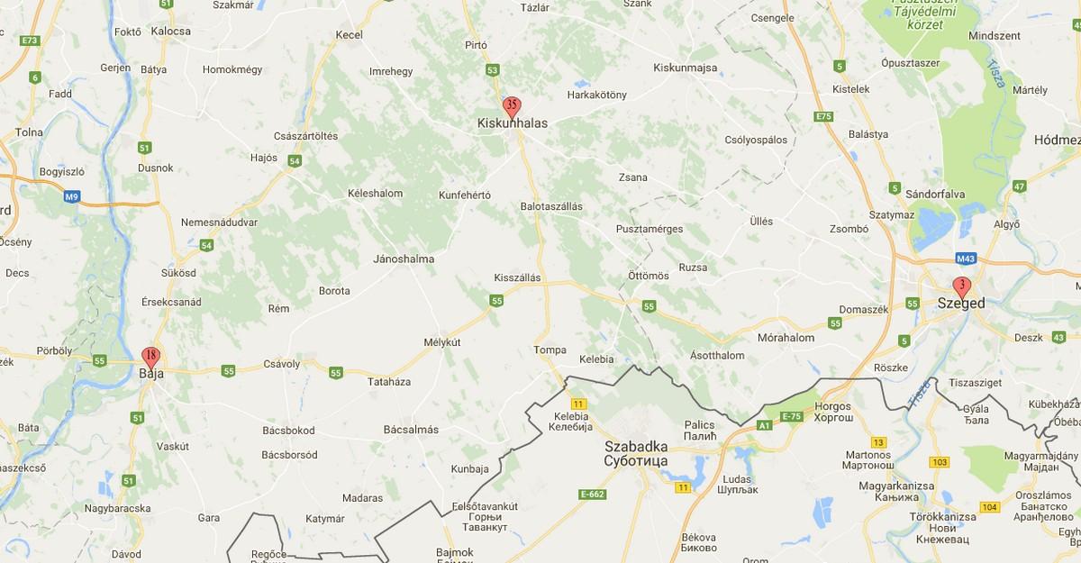 Fordító iroda Baja, Kiskunhalas, Szeged területén