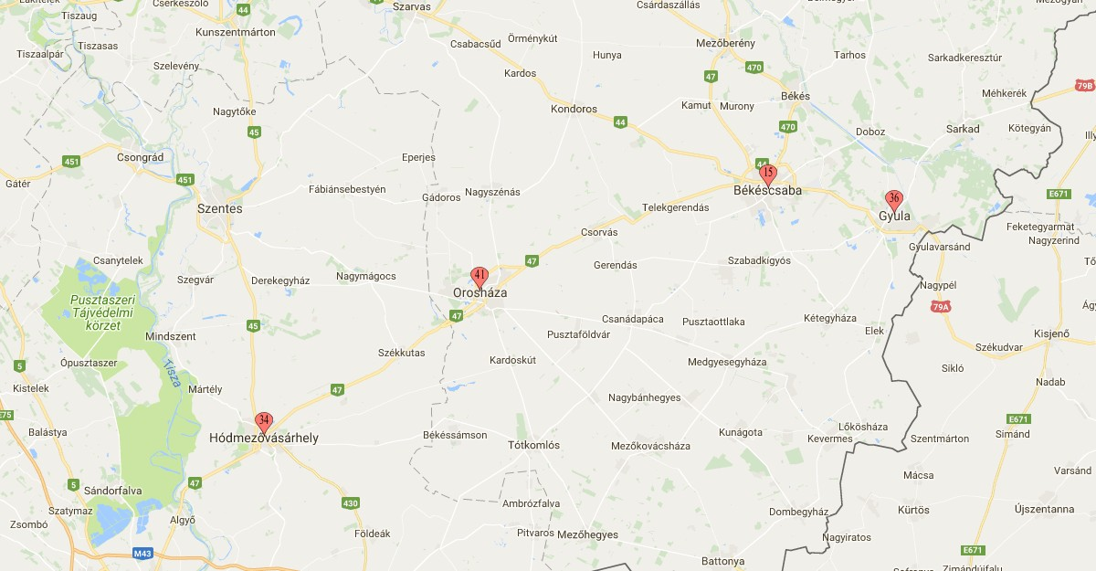 Fordító iroda Békéscsaba, Gyula, Hódmezővásárhely, Orosháza térségében