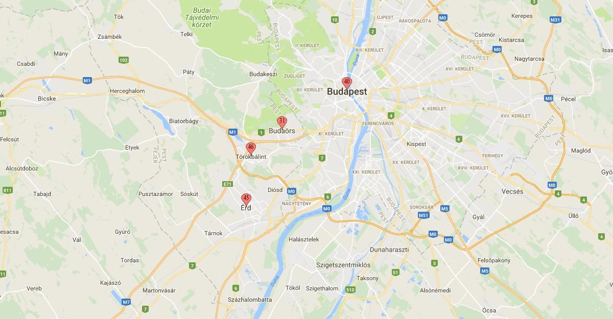 Fordító iroda Budaörs, Budapest, Érd, Törökbálint területén