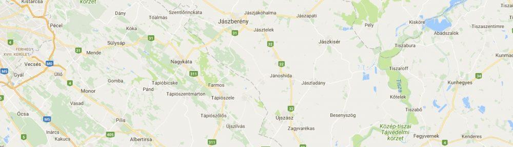 Tabula Fordítóiroda Cegléd, Gödöllő, Szolnok térségében