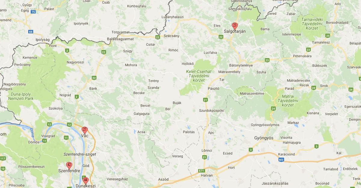 Tabula Fordítóiroda Dunakeszi, Szentendre, Vác, Salgótarján térségében